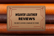 Weaver Leather Reviews